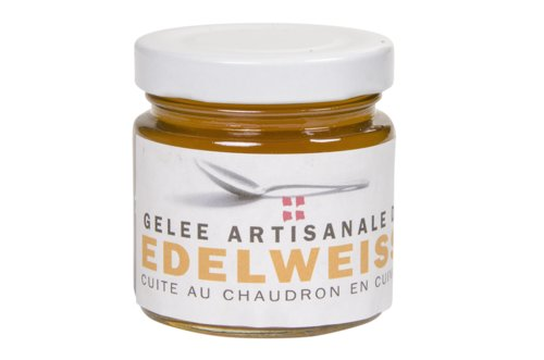 Confiture artisanale d'edelweiss 120g