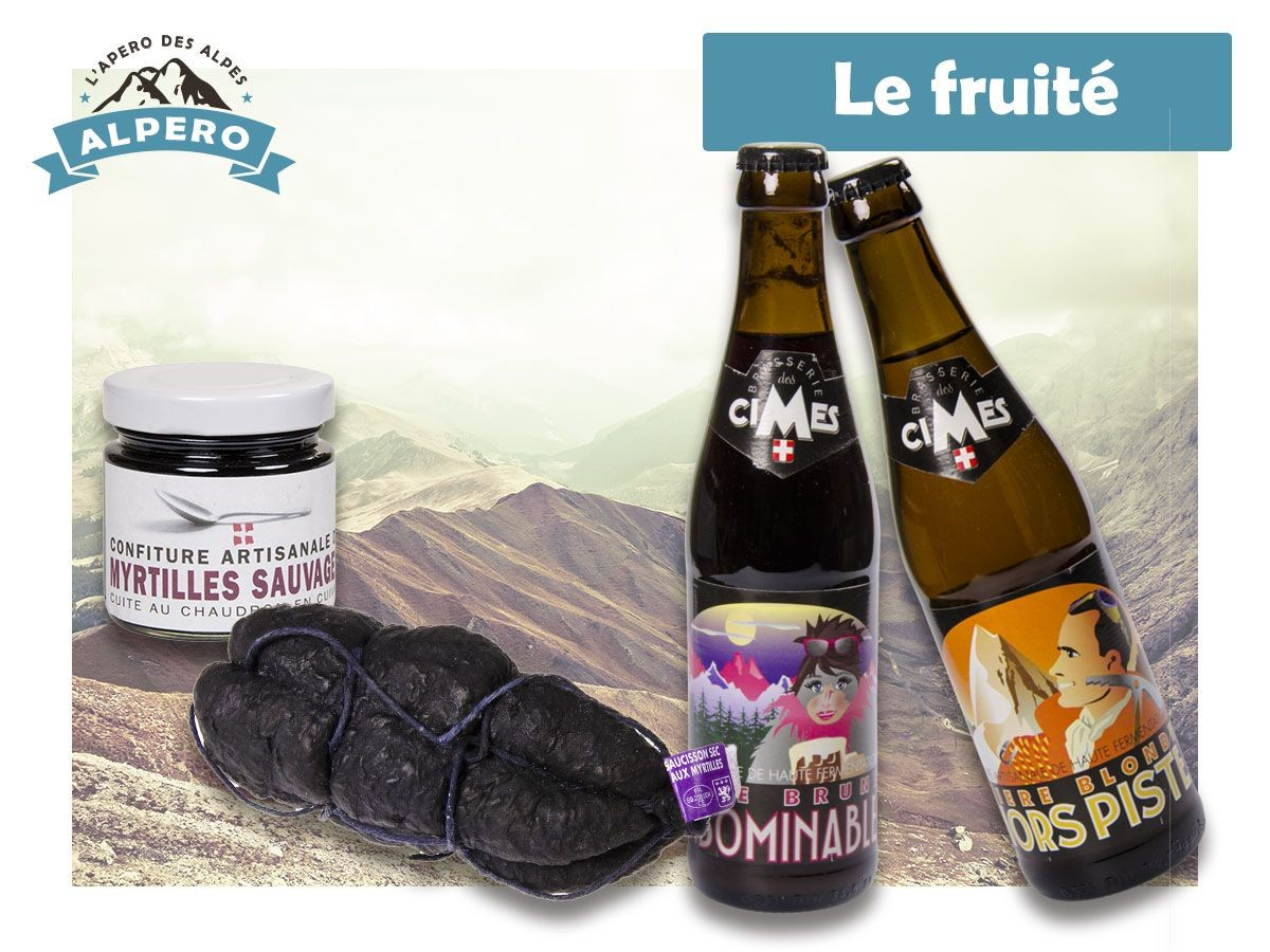 Le Fruité, port inclus